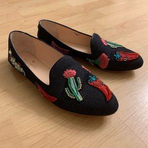 Kate Spade Saville Pepper Cactus Flats